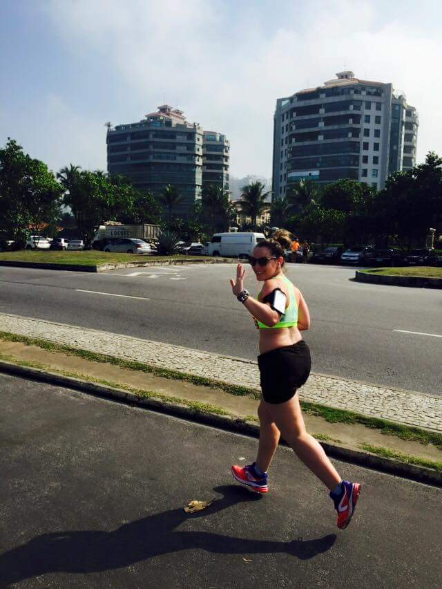 mes débuts de runneuse à Ipanema