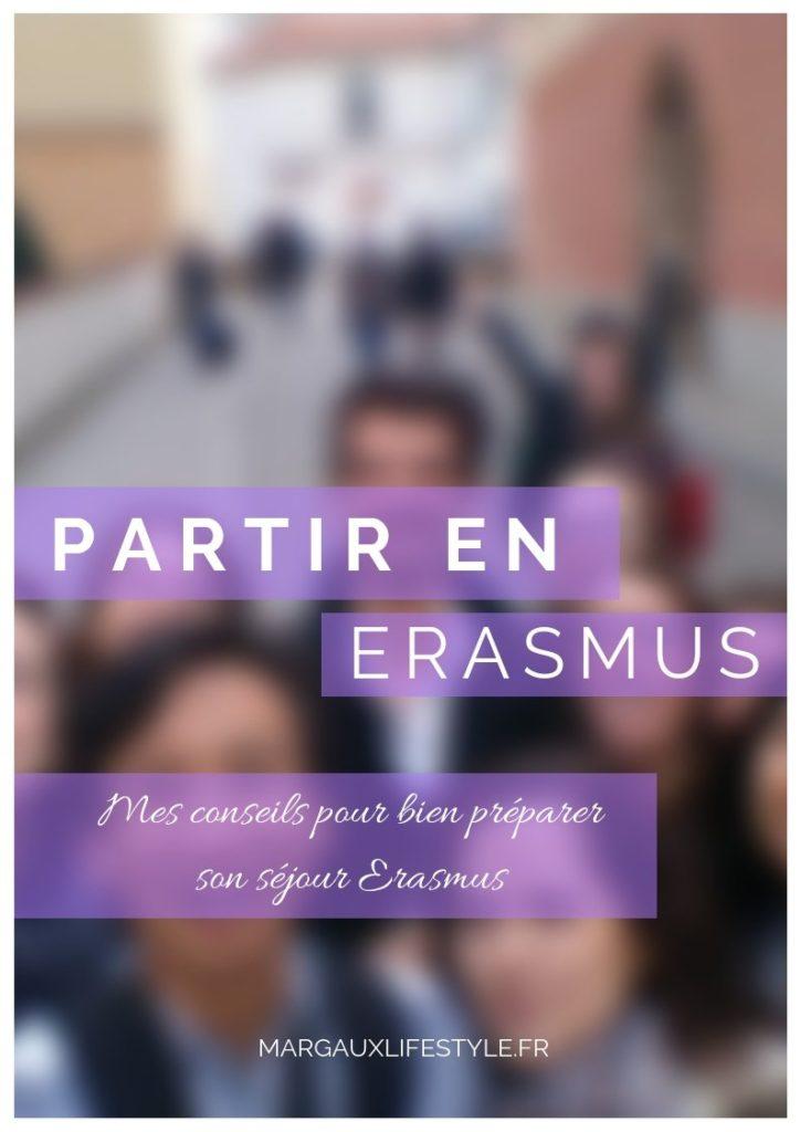 Partir en Erasmus - mes conseils pour bien préparer son séjour