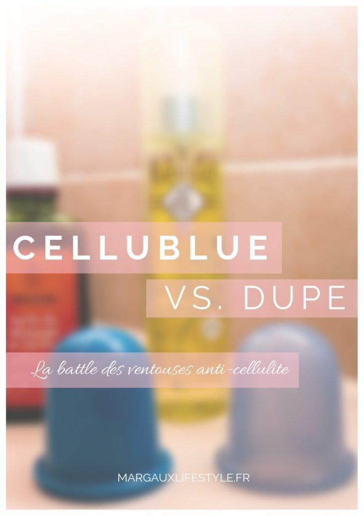 cellublue vs dupe - la battle des ventouses anti cellulite