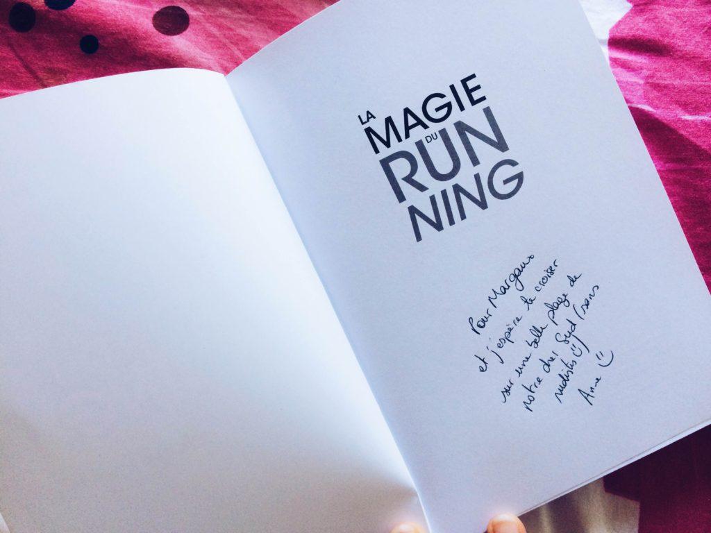 la magie du running par Anne dubndidu
