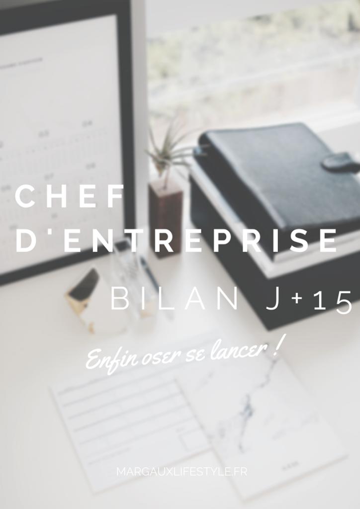 Chef d'entreprise - Enfin oser sauter le pas et se lancer dans l'aventure de la micro-entreprise en tant qu'écrivain et rédactrice web freelance !