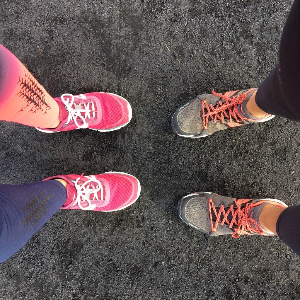 marche sportive contre marche nordique à Odysséa