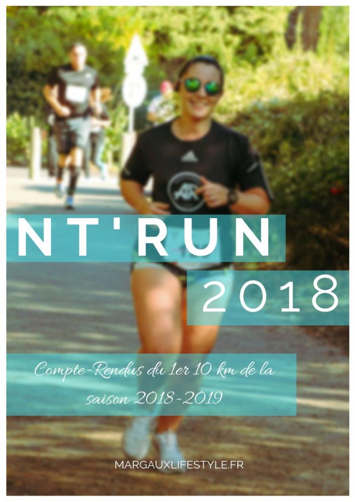 NT'RUN 2018 - Compte-rendu 10 km