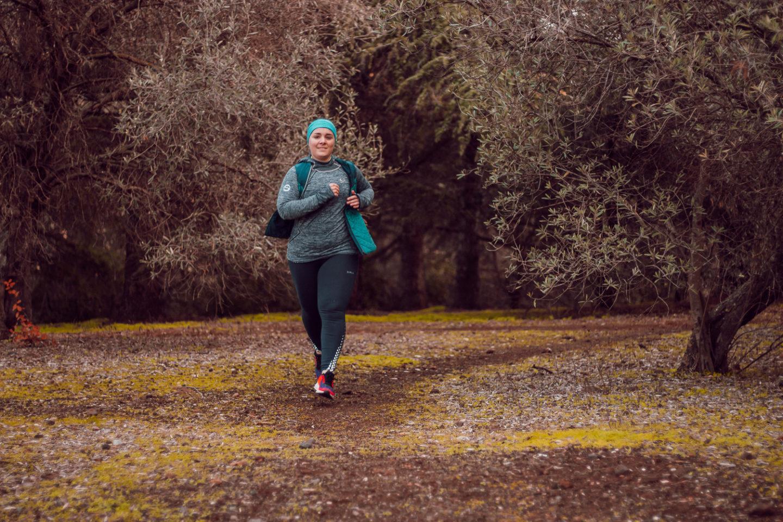 Bieganie w zimie | Mój sprzęt na zimno