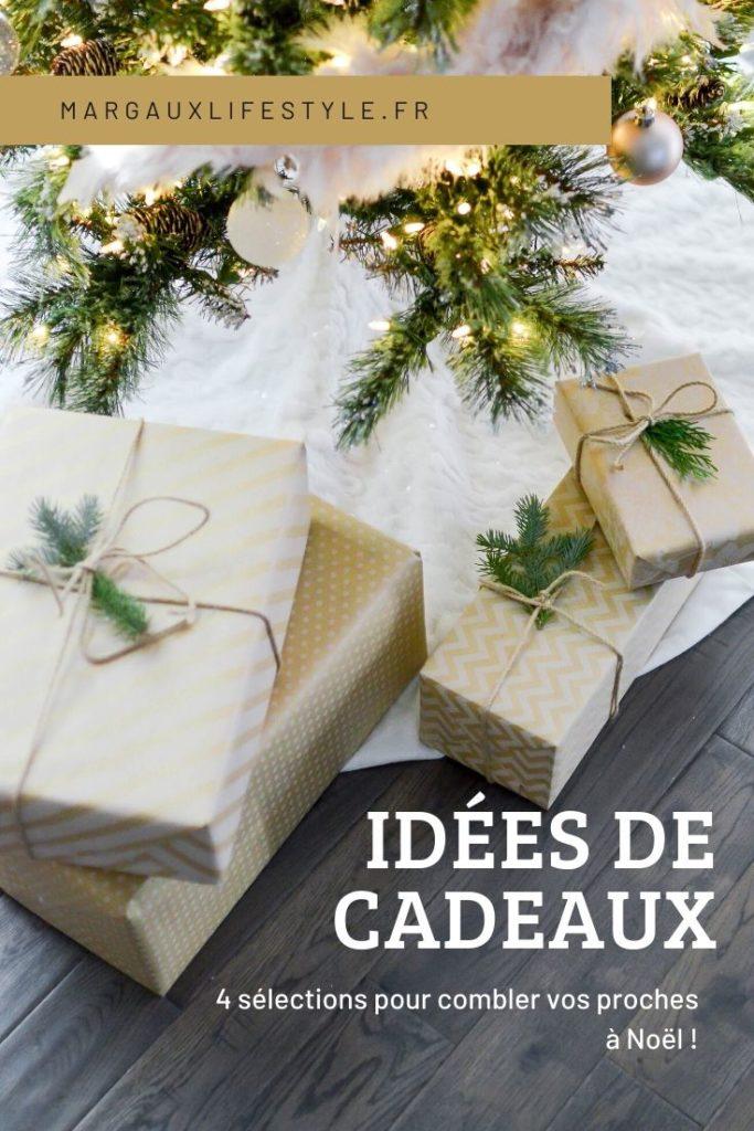 Quelques idées de cadeaux de noël
