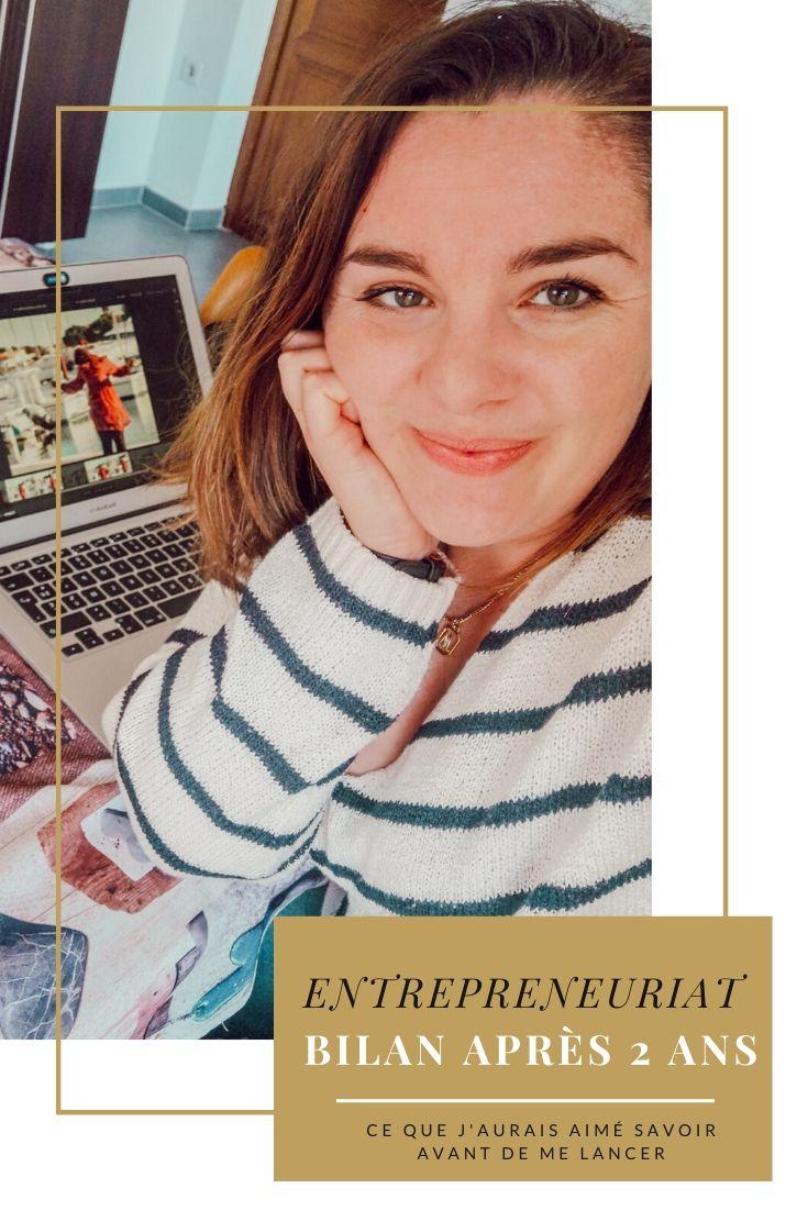 entrepreneur depuis deux ans ce que j'aurais aimé savoir avant de me lancer