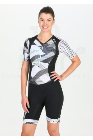 TriFonction 2XU Compression Sleeved Trisuit W