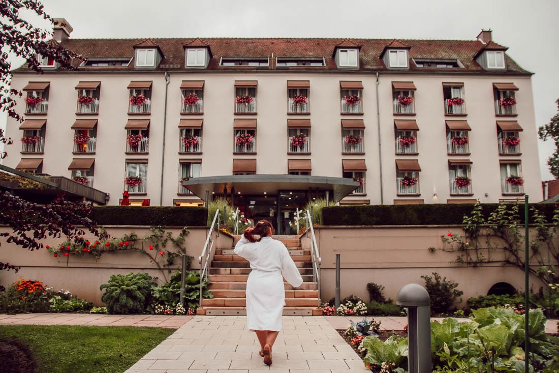 Hotel Spa Muller à Niederbronn les bains