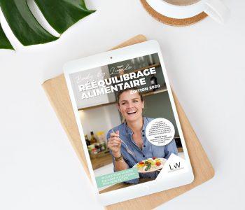 programme rééquilibrage alimentaire lucile woodward